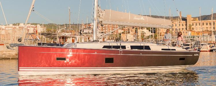 Hanse Yachts UK - Hanse 388