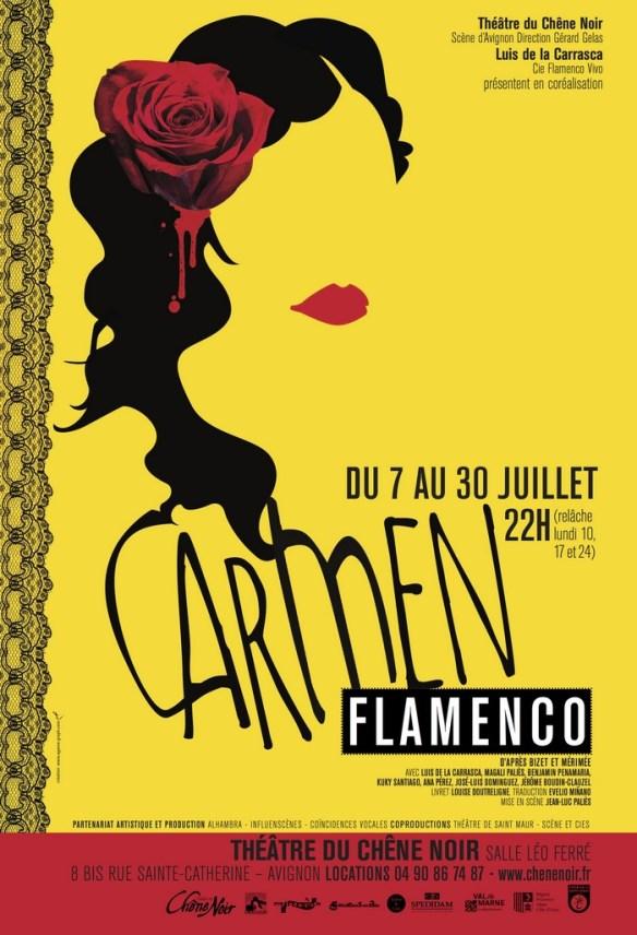 Carmen Chêne Noir site