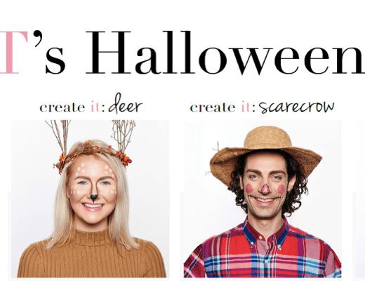 it-cosmetics-halloween-looks