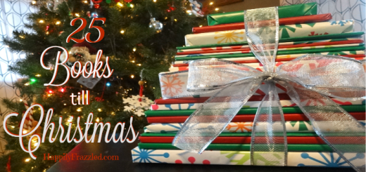 25 Books till Christmas | HappilyFrazzled.com
