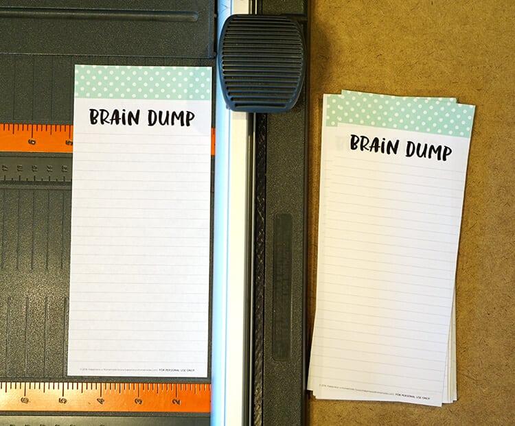 Brain Dump\