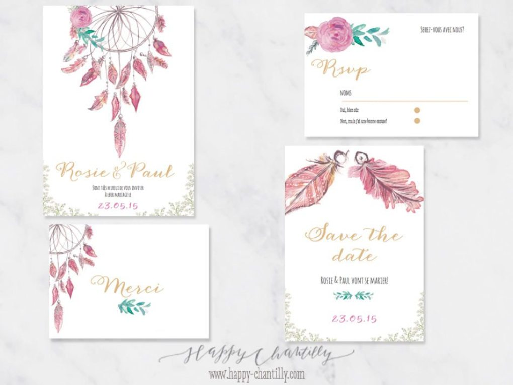 Faire part mariage attrape r ve cartes assorties happy - Faire attrape reve ...