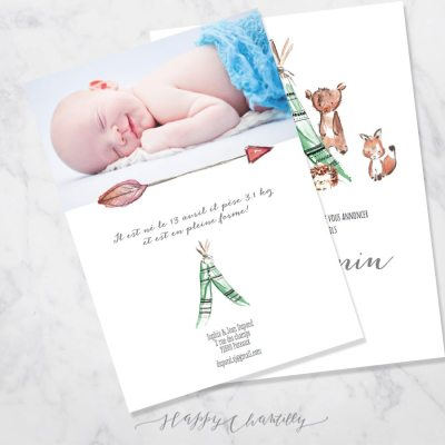 faire-part-naissance-tipi-animaux-foret-woodland-garcon-happy-chantilly