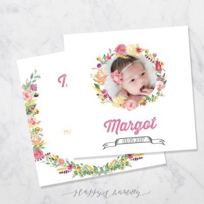 faire-part-naissance-couronne-fleurs-ete-peinture-aquarelle-illustratrice-happy-chantilly