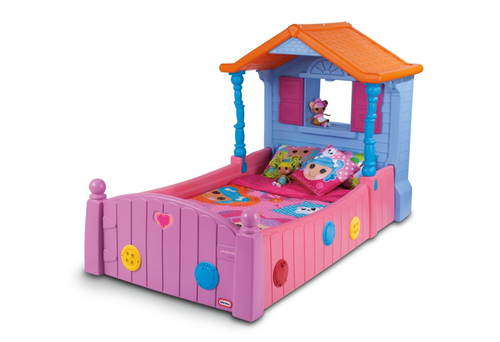 Lalaloopsy twin bed for girls