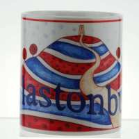Great Glastonbury Mug - Happy Glastonbury