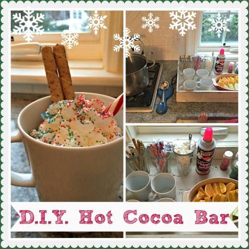 Medium Crop Of Hot Chocolate Bar