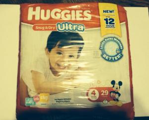 Spread The Love With Huggies #UltraHug