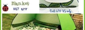 Miu Outdoor Foldable Picnic Blanket