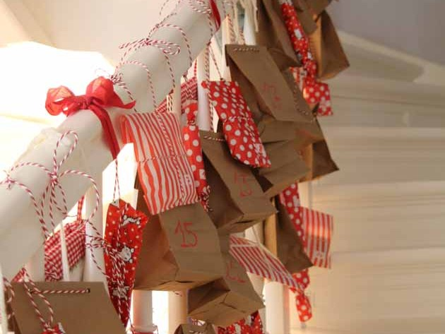 Weihnachten Adventskalender happyhomeblog