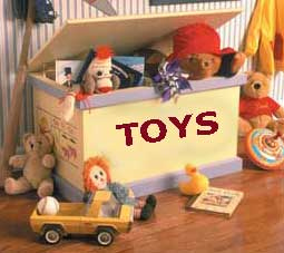 Rotate Your Toys