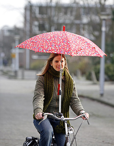 Drybike Umbrella Holder 2