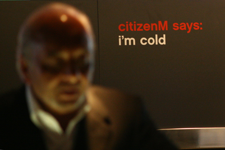 Rattan Chadha: Citizen M Says I'm Cold