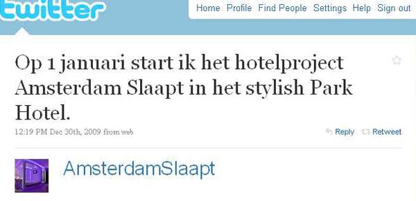 @Amsterdam-Slaapt