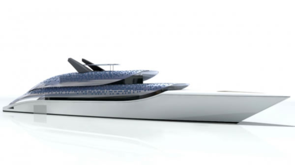 Steve Job's Unfinished Super i Yacht