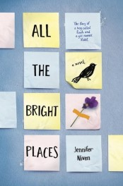 All the Bright Places by Jennifer Niven Review: Crying All the Tears