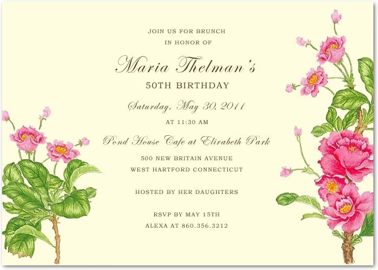 Cheap Birthday Party Invitations Happyinvitation