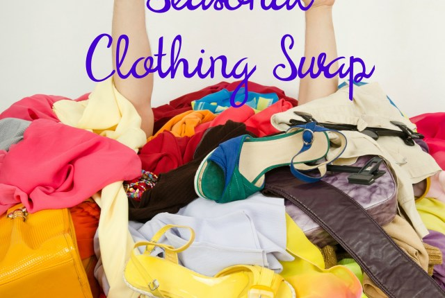6 Steps to an Efficient Seasonal Clothing Swap