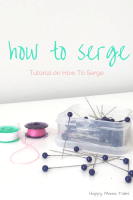 Learn to Serge: How to Serge