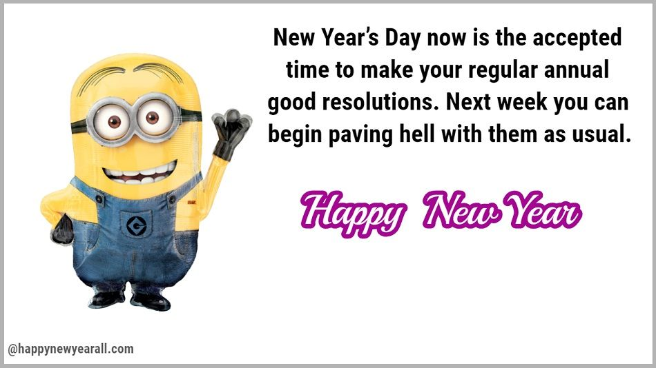 funny happy new year quotes happy new year 2019