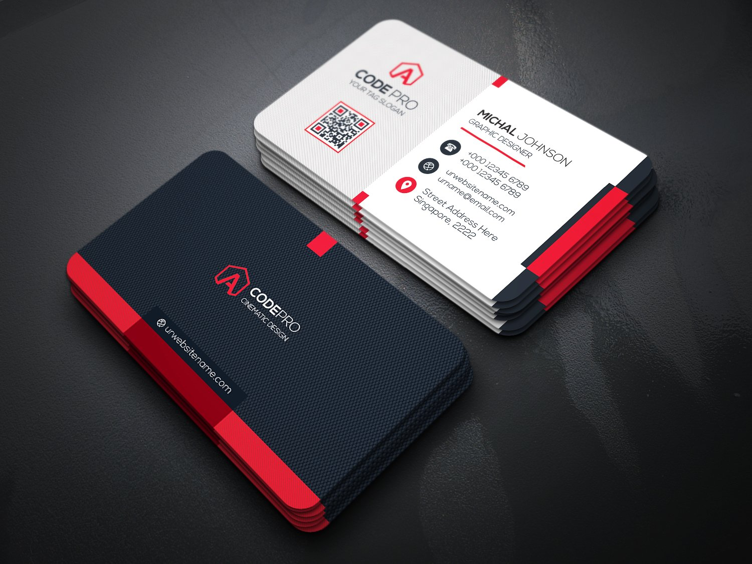 Fullsize Of Photo Business Cards
