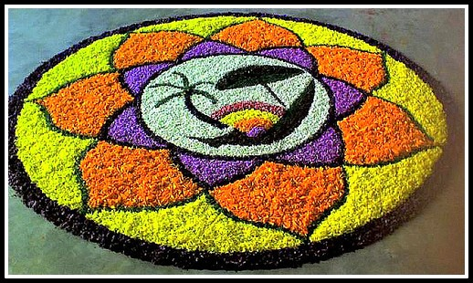 Sankranti Hd Wallpapers Free Onam Rangoli Designs Amp Wallpapers Pookalam Festival