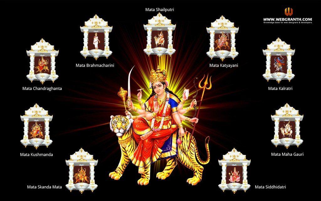 3d Wallpaper Jai Mata Di Maa Durga Hd Wallpaper Images Photos Free Download