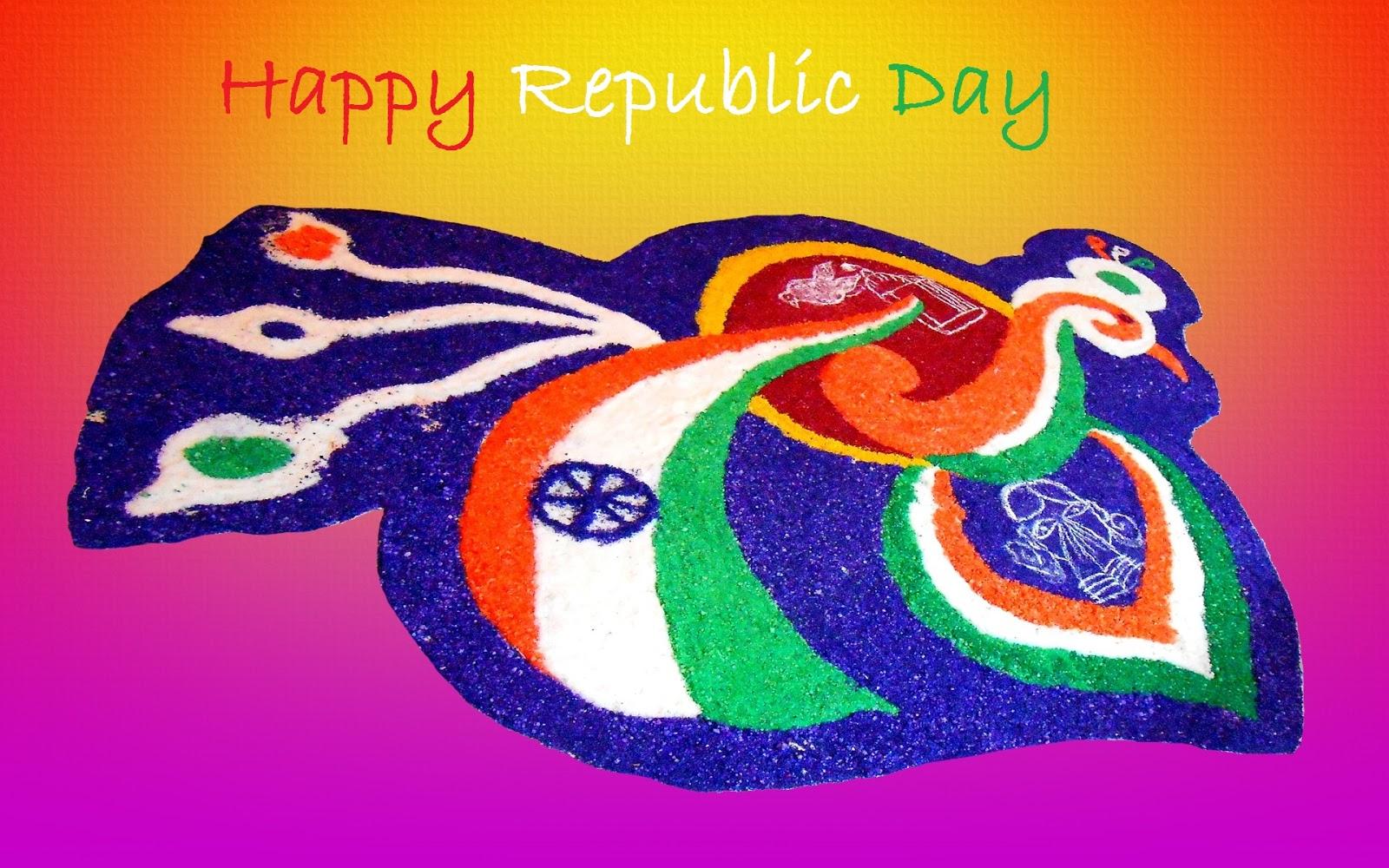Ugadi Hd Wallpapers Free Download 26th Jan Patriotic Rangoli Designs For Republic Day 2018