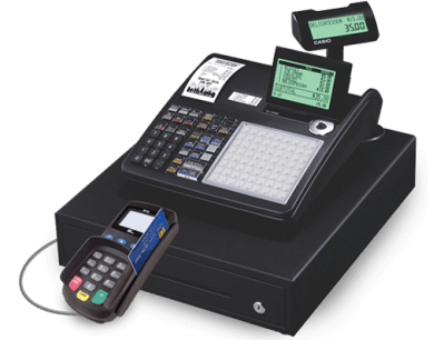 Cash Register | FREE Casio® Electronic Cashier Register Machine