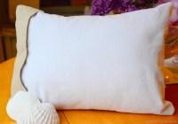 Envelope Pillow Tutorial   Harbour Breeze Home