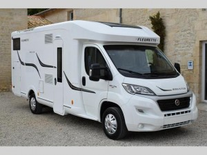 New Fleurette Magister 69ljg Motorhome With Twin Beds L