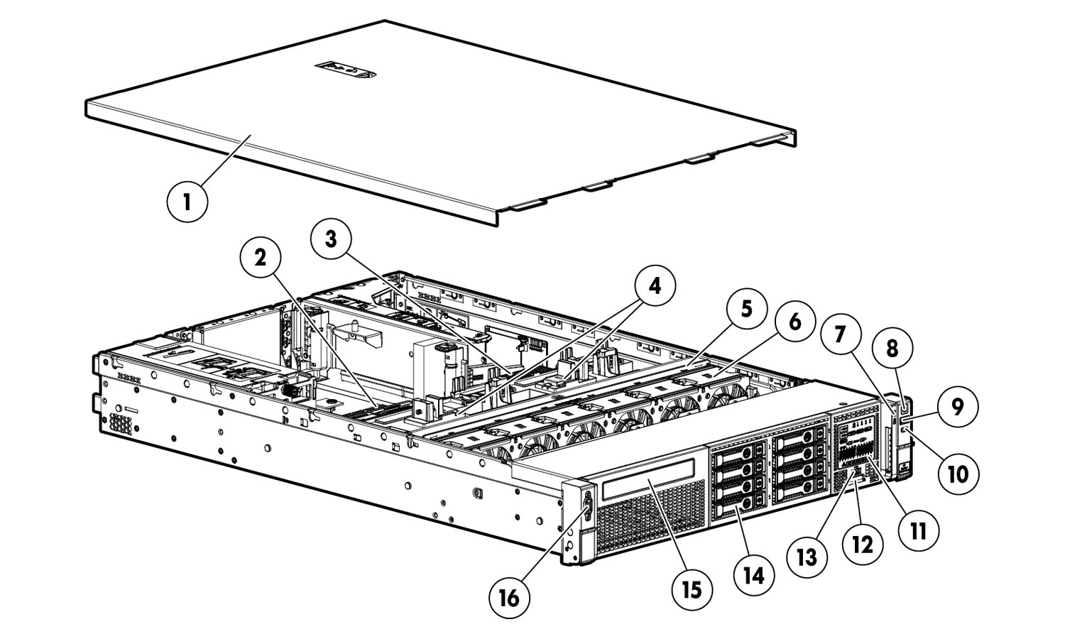 hp g6 diagram