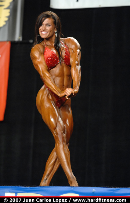 bodybuilding measurements