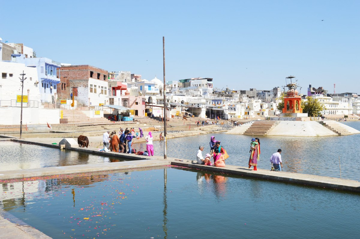 Pushkar, Rajasthan, India