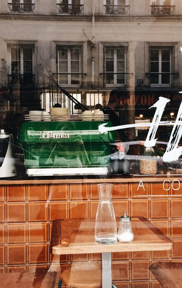 A Vegan Pop-up Brunch in Paris
