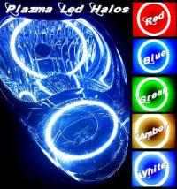 LED Plazma Halo Lights Motorcycle HALO Light Kits ...