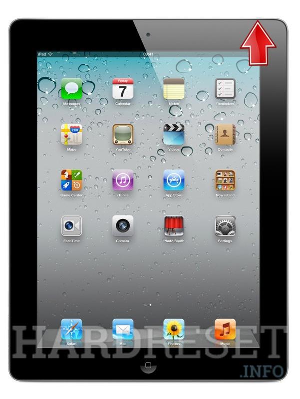 How To Hard Reset My Phone Apple Ipad 2 3g Hardresetinfo