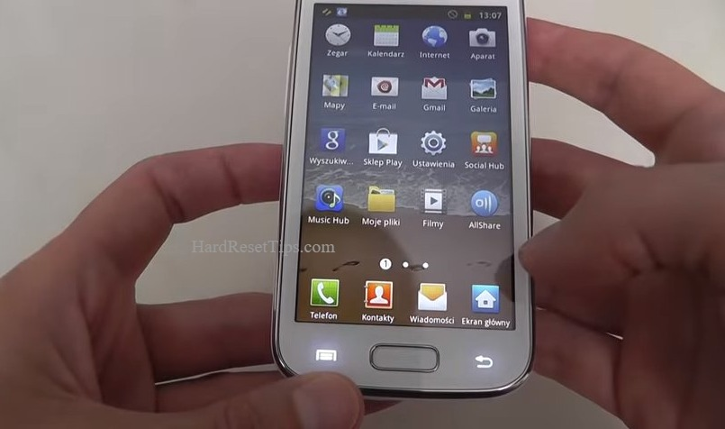 Hard reset Galaxy Ace 2: unlock and restore easy process