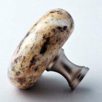 Santa Cecilia(Granite knobs and handles for kitchen