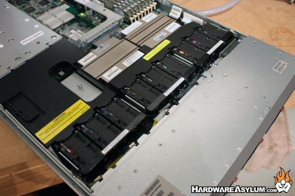 Inside a HP Proliant DL360 G5 Motherboard Swap Hardware Asylum