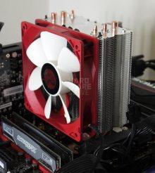 Raijintek Themis CPU Cooler Review