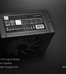 CRYORIG Reveals the A Series of Hybrid Liquid Coolers, and IoT enabled PSU