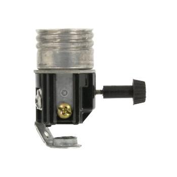 Buy The Leviton 005 7098 3 Way Lamp Socket Hardware World