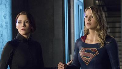 Supergirl Season 3 Review: 3.15: In Search of Lost Time - Hardwood and Hollywood