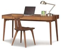 Small Solid Wood Writing Desk - Hostgarcia