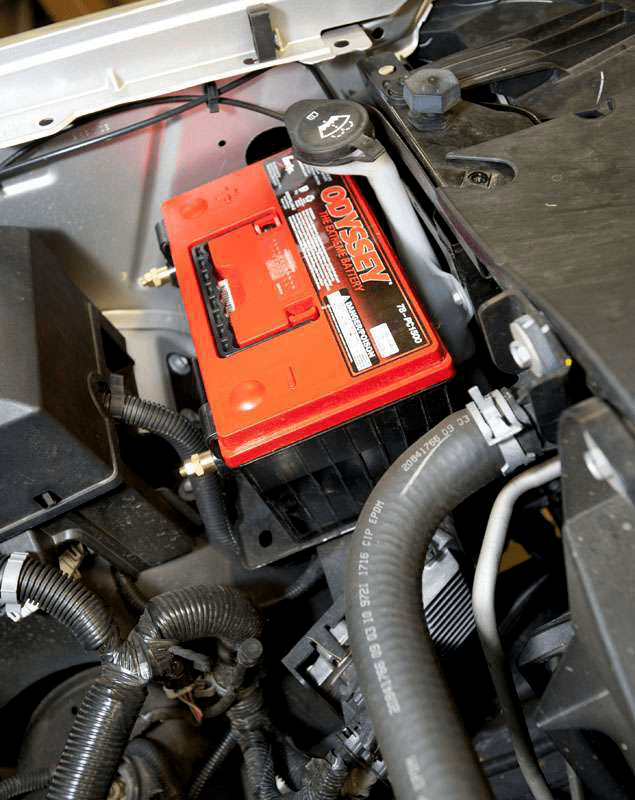 Chevy Tahoe Dual Battery Wiring Diagram Wiring Schematic Diagram