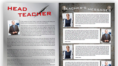 Free Download Program Indesign Templates For Yearbooks