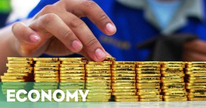 Harga emas naik di tengah pelmahan dolar