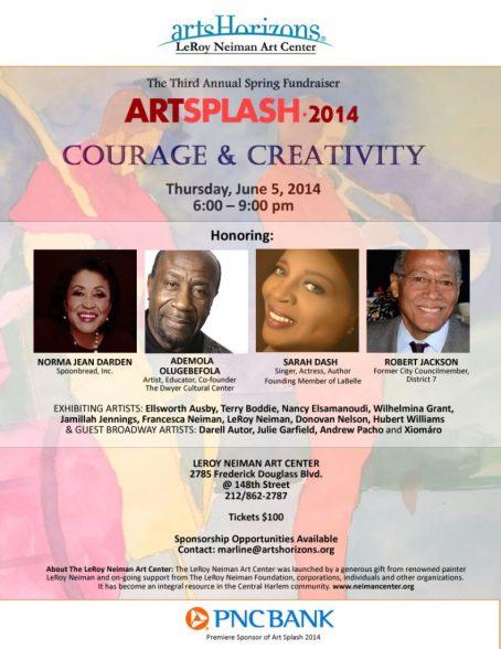 InvitationArt Splash2014