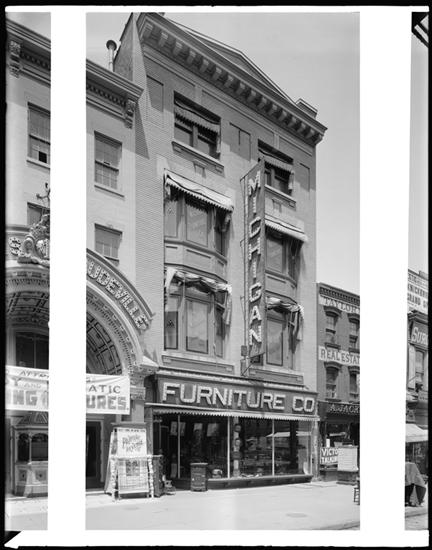 2174 3rd Avenue. Michigan Furniture Co.